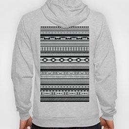 Boho Aztec Inspired Pattern Hoody