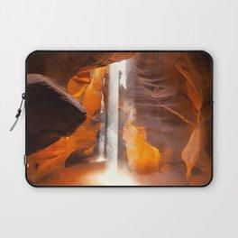 Antelope Canyon Beams Laptop Sleeve