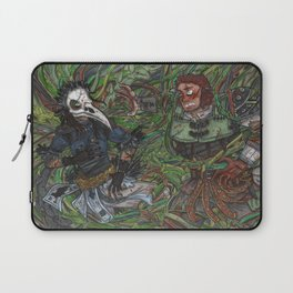Magnus and the Raven Laptop Sleeve