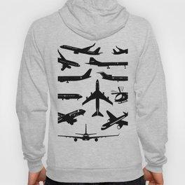 airplanes Hoody