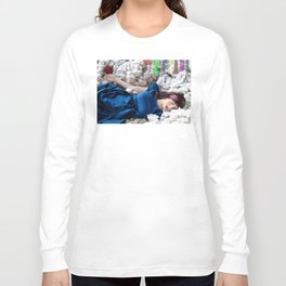 the snow white Long Sleeve T-shirt