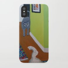 Domestic Violence Slim Case iPhone X