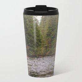Salmon River II Metal Travel Mug