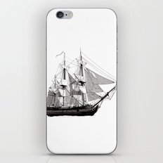 HMS Surprise iPhone & iPod Skin