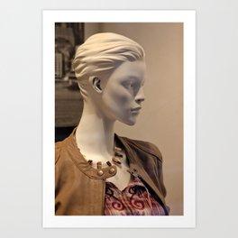 Mannequin 53 Art Print