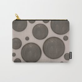 Chocolate bubbles Carry-All Pouch