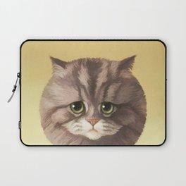 Round Cat - Poe Laptop Sleeve