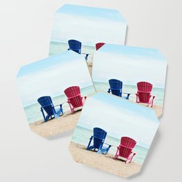 AFE Beach Chairs Coaster