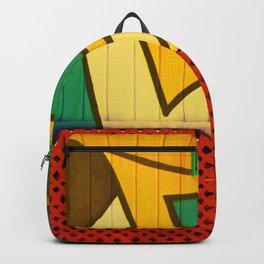 Jamaican Wall Backpack