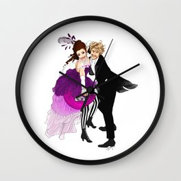 Die Fledermaus Wall Clock