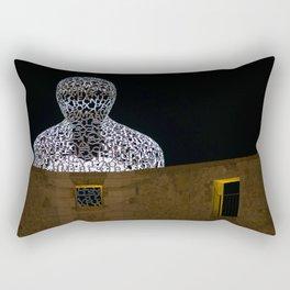 Hiding Nomade Rectangular Pillow