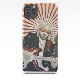 Wildflowers (Tom Petty Tribute Mural, Gainesville) iPhone Case