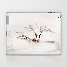 Scots Pine Sepia Laptop & iPad Skin