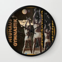 Men in the Moon Wall Clock