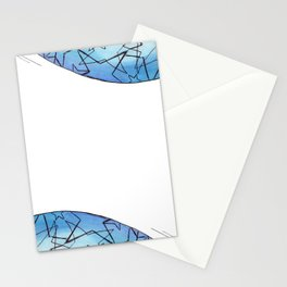 Energy Star Texture Stationery Cards