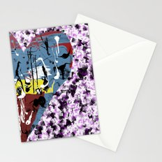 Love cushion Stationery Cards