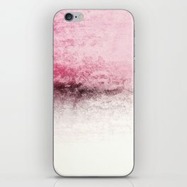 SNOWDREAMER PINK  iPhone Skin