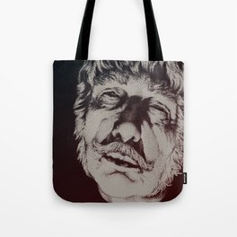 Monster Masters: Vincent Price Tote Bag