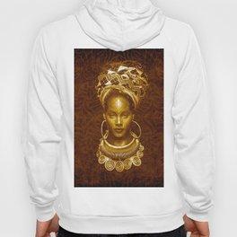 Afrofuturist style Hoody