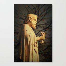 Golden Yesterdays Canvas Print