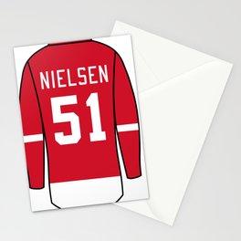 Frans Nielsen Jersey Stationery Cards