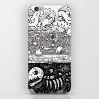 velvet underground iPhone & iPod Skins featuring Velvet Underground by Khaedin