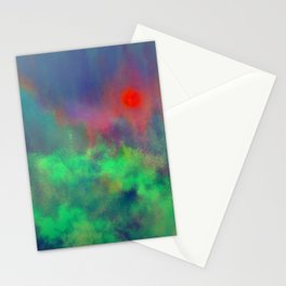 Sun Rise Stationery Cards