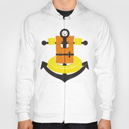 I Refuse To Sink Hoody