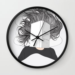 Stay positive - reading Wall Clock