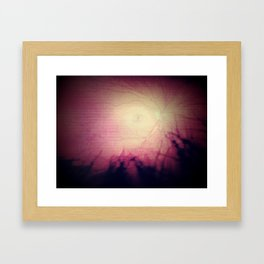 Third Eye Open Framed Art Print