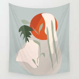 Abstract Shapes 16 Wall Tapestry
