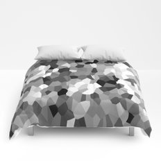 Black-and-white Comforters