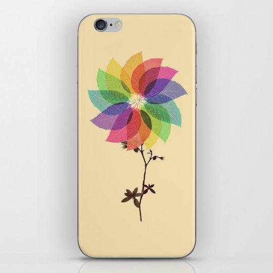 The windmill in my mind iPhone & iPod Skin