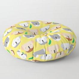 Kooky Koalas I Floor Pillow