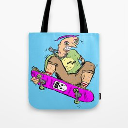 Gleaming the Cube Tote Bag