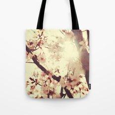 Spring light Tote Bag