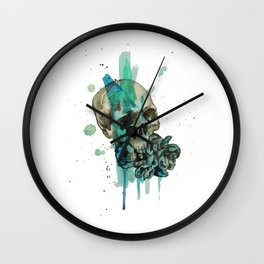 Speak No Evil Wall Clock