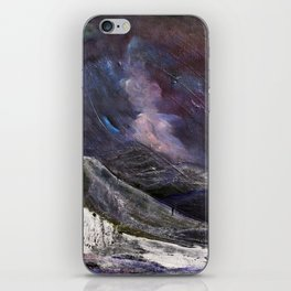 Northern Mountain iPhone Skin