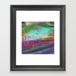 20180105 Framed Art Print