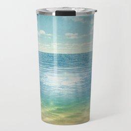 Insta Beach Travel Mug