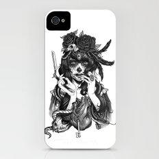Chicana iPhone (4, 4s) Slim Case