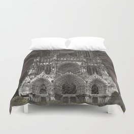 Cathedral Storm Duvet Cover