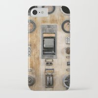 nemo iPhone & iPod Cases featuring Captain Nemo by inogitna (Antigoni Chryssanthopoulou)