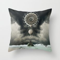 Antarah Throw Pillow