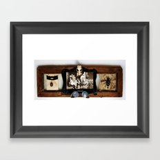 Insect Mortem Framed Art Print