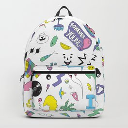 Retro Nostalgia Backpack