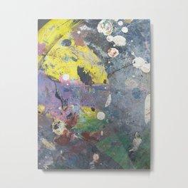 Surfaces.05 Metal Print