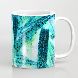 Invert Grass Design Coffee Mug