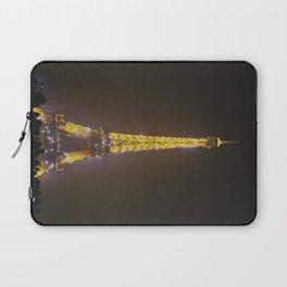 Bonjour Eiffel Laptop Sleeve