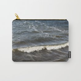 Lake Water Waves 4 Carry-All Pouch